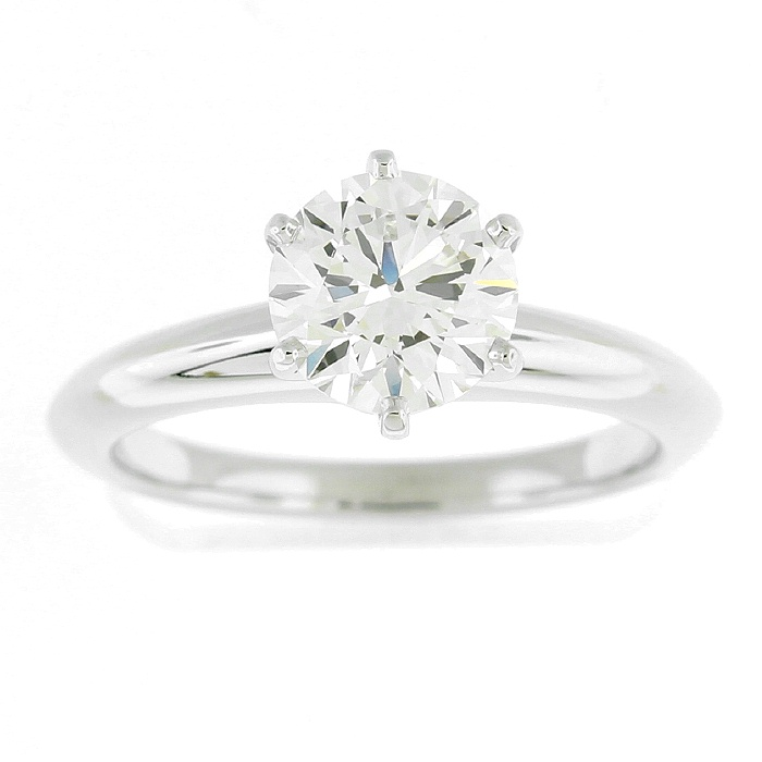 199-5807 Lady's Diamond Engagement Ring by Tiffany and Co.